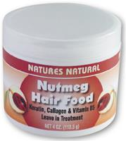 NATURES NATURAL NUTMEG HAIR POMADE